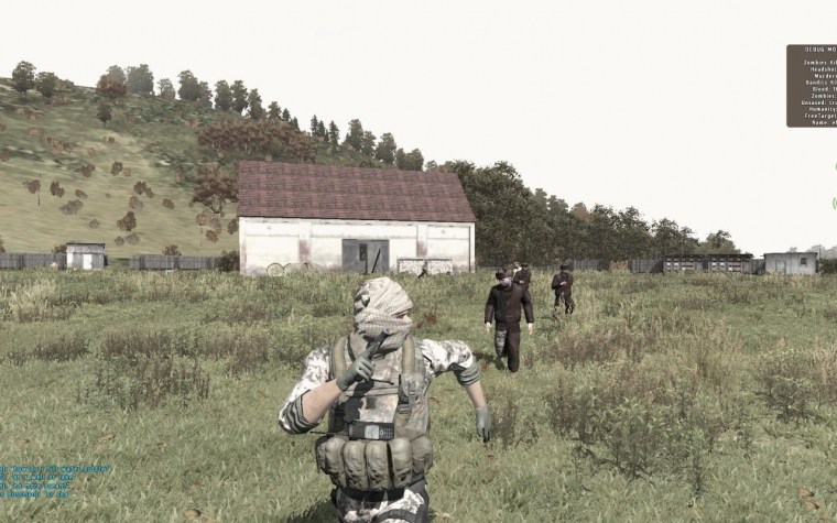 DayZ the game slate