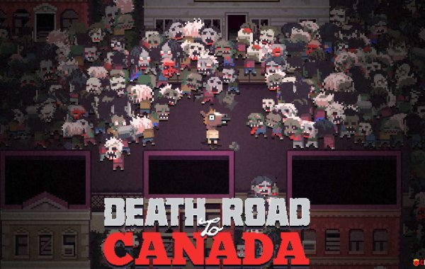 Death Road to Canada The Game Slate